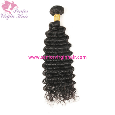 11A Grade Brazilian Hair Deep Wave Hair Extensions Wholesale Remy Hair