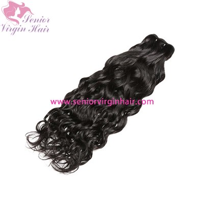 Brazilian Human Hair Natural Wave Bundles Luxury Hair Weave