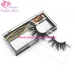 25mm 3D Mink Lash Extension Makeup Dramatic Volumn Natural False Eyelashes Handmade