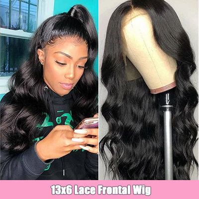 Body Wave 13*6 Lace Front Wigs Cheap Human Hair Wigs For Women